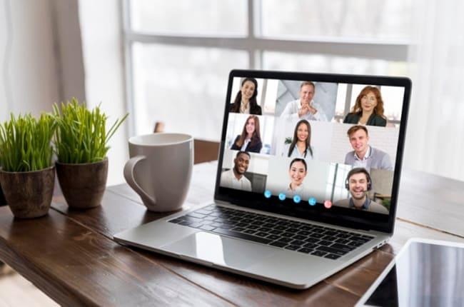 Como Utilizar Filtros do Snapchat em Videoconferências