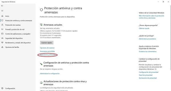 Como recuperar arquivos bloqueados pelo Windows Defender