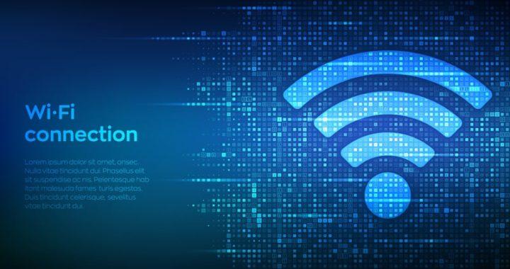 Velocidade máxima do Wi-Fi