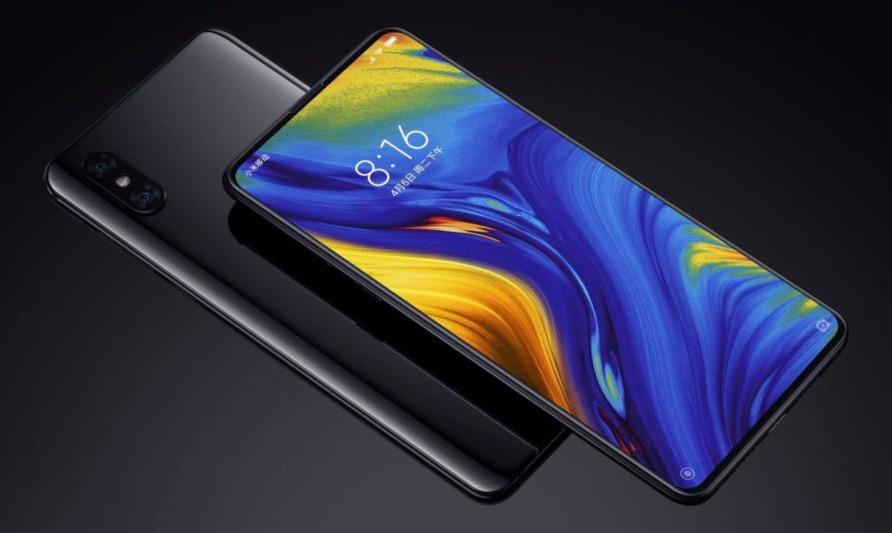 8. Xiaomi Mi Mix 3 5G