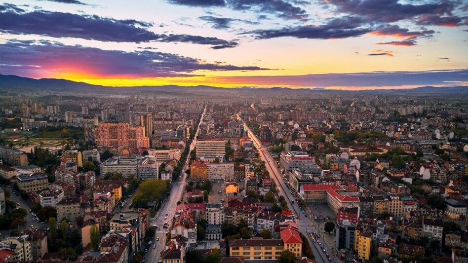 Aposentadoria na Bulgária - Sofia