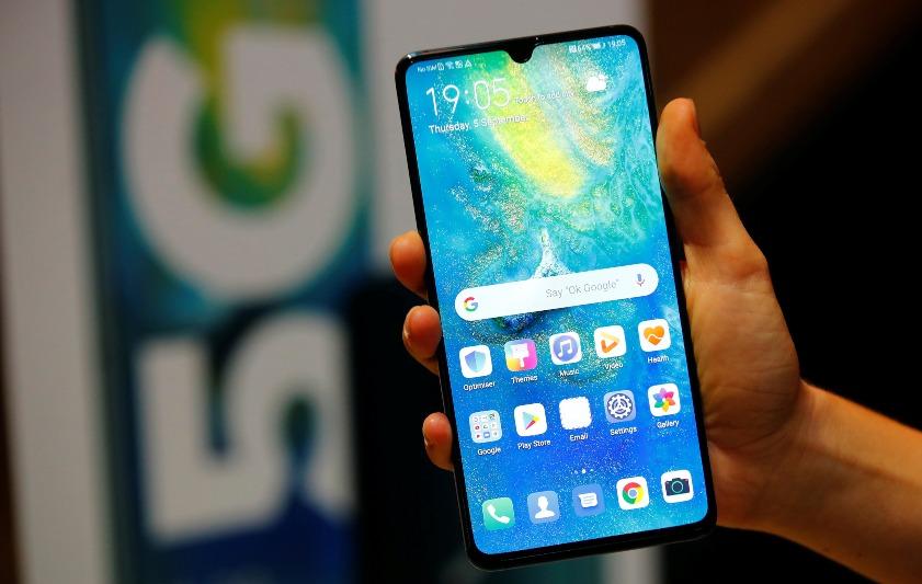 melhores celulares da Huawei de 2021