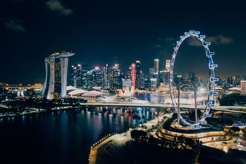 Paraíso Fiscal Singapura