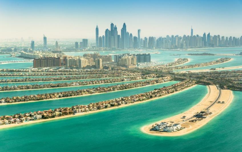 Paraíso Fiscal Dubai