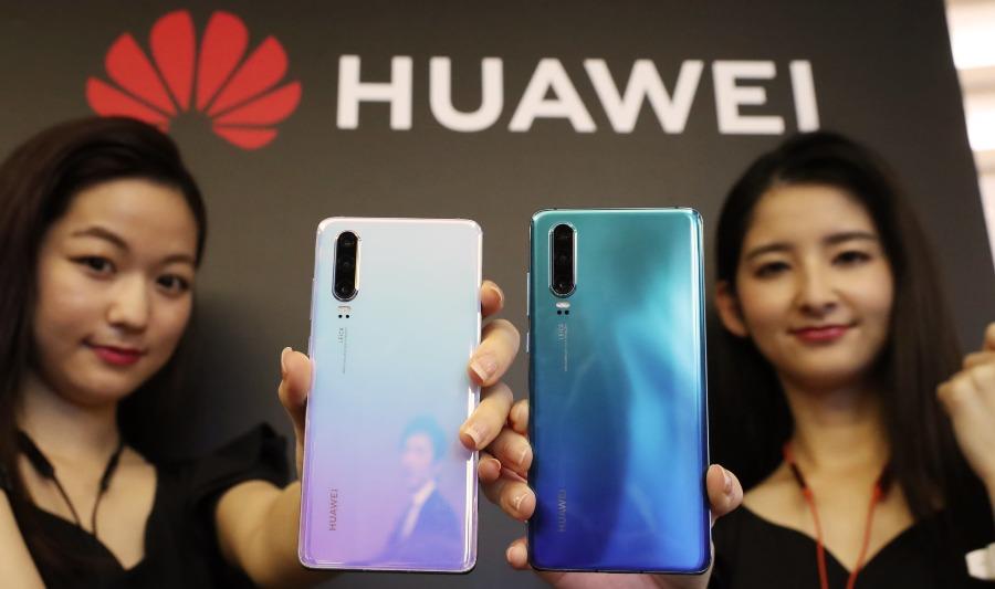 melhores smartphones Huawei de 2021