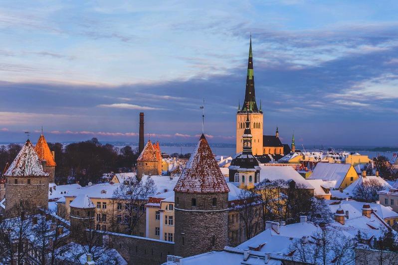 Paraíso Fiscal Estônia