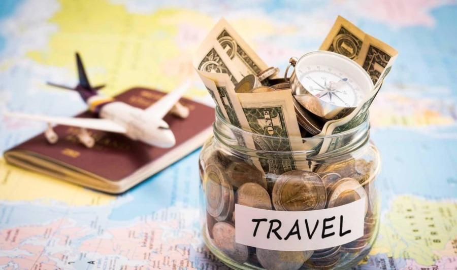 como viajar sem dinheiro