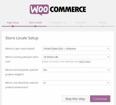 WooCommerce - Localidade