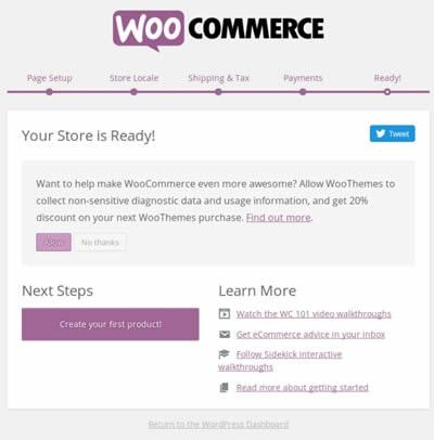 WooCommerce - Pronto