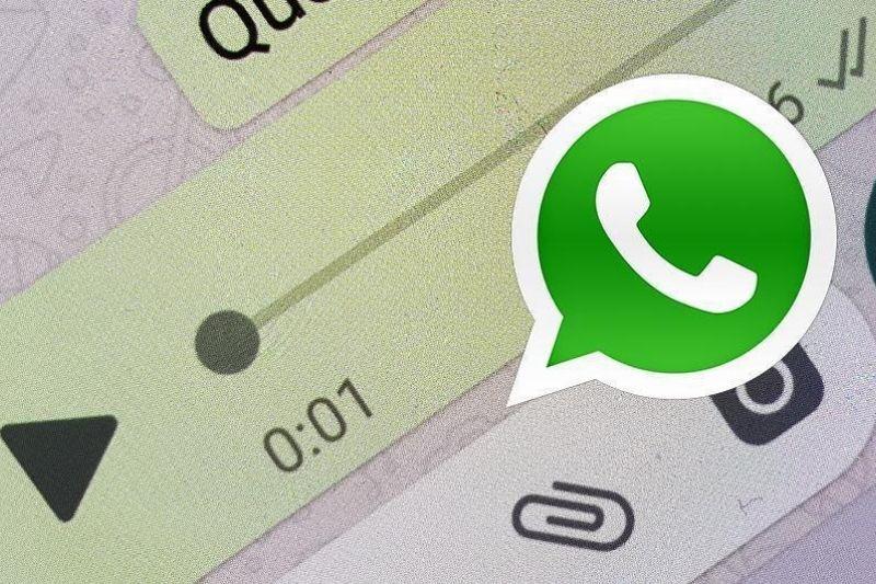 Como transcrever áudio no WhatsApp?