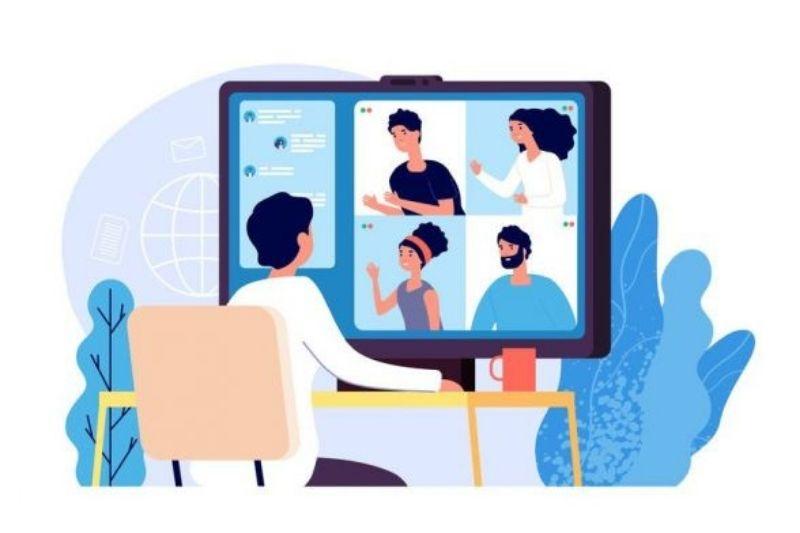 Como desligar o microfone no Google Meet?